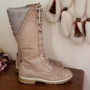 MooseJaw Helly Hanson waterproof leather boots